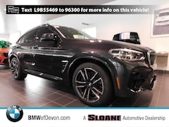 2020 BMW X4 M Base Sports Activity Coupe