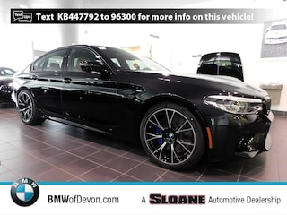New 2019 BMW M5 Competition Sedan Devon PA