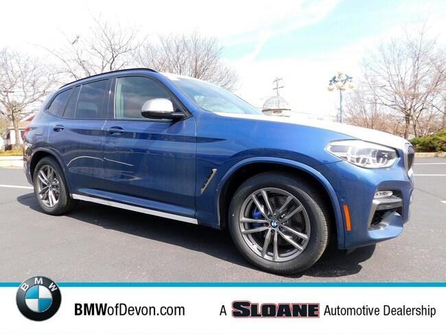New 2019 BMW X3 M40i SAV Devon