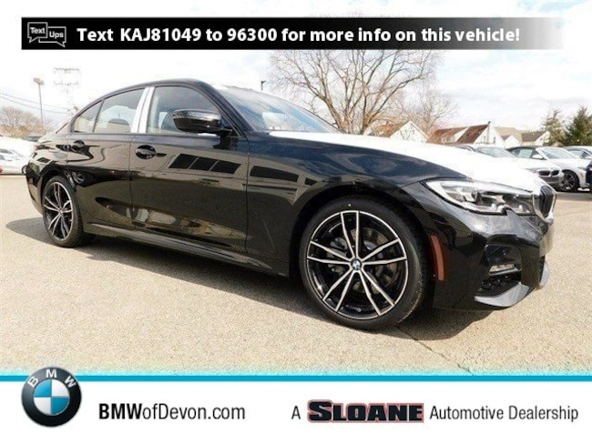 New 2019 BMW 3 Series 330i xDrive Sedan Devon