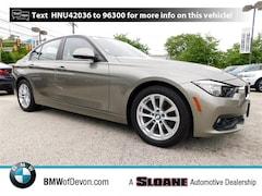 2017 BMW 3 Series 320i xDrive Sedan