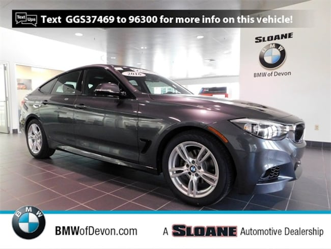Used 2016 BMW 3 Series 328i xDrive Gran Turismo Gran Turismo Devon