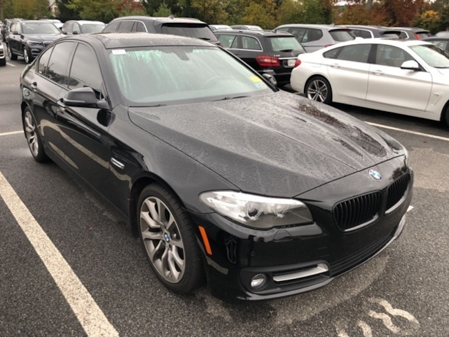 Used 2016 BMW 5 Series 528i xDrive Sedan Devon