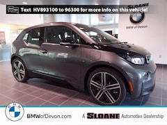 2017 BMW i3 94Ah w/Range Extender Tera World Hatchback