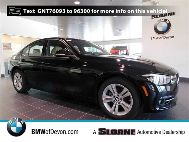 Used 2016 BMW 3 Series 328i xDrive Sedan Devon