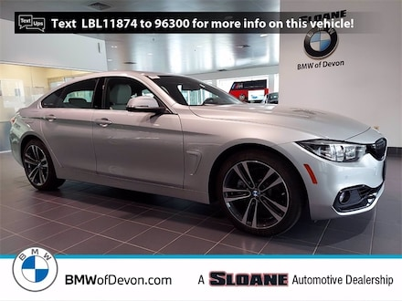 2020 BMW 4 Series 430i xDrive Gran Coupe Gran Coupe