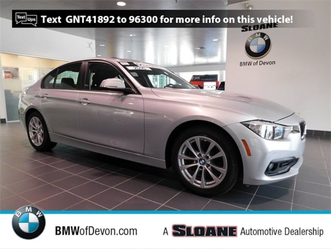 Used 2016 BMW 3 Series 320i xDrive Sedan Devon