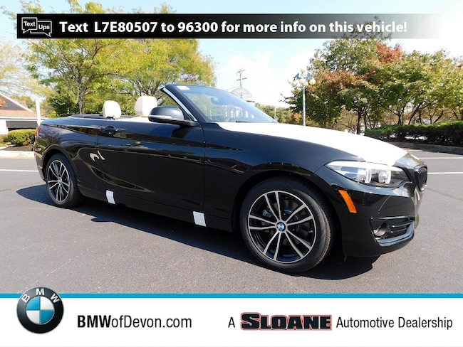 New 2020 BMW 2 Series 230i xDrive Convertible Devon