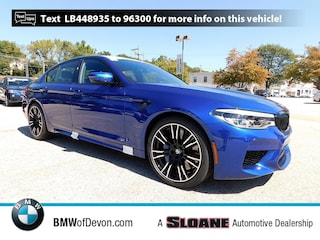 New 2020 BMW M5 Base Sedan Devon PA