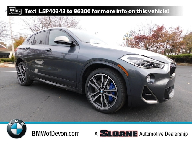 New 2020 BMW X2 M35i Sports Activity Coupe Devon