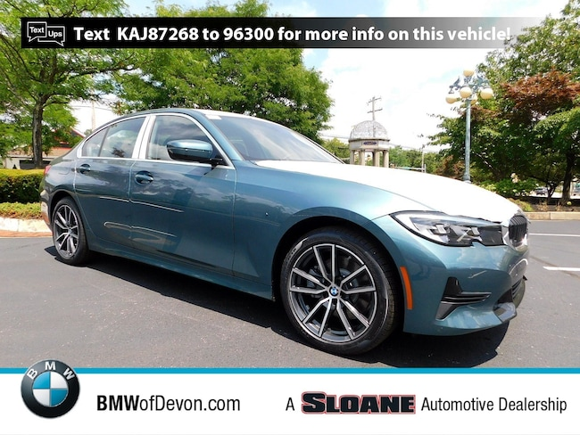 New 2019 BMW 3 Series 330i xDrive Sedan Devon