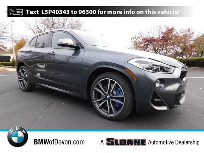 New 2020 BMW X2 M35i Sports Activity Coupe Devon
