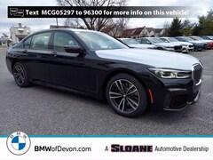 2021 BMW 7 Series 750i xDrive Sedan