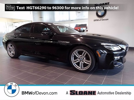 2017 BMW 6 Series 640i xDrive Gran Coupe Gran Coupe