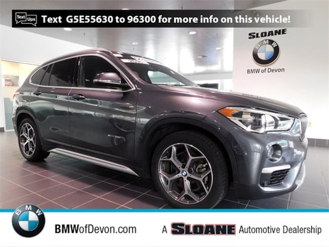 Used 2016 BMW X1 xDrive28i SUV Devon