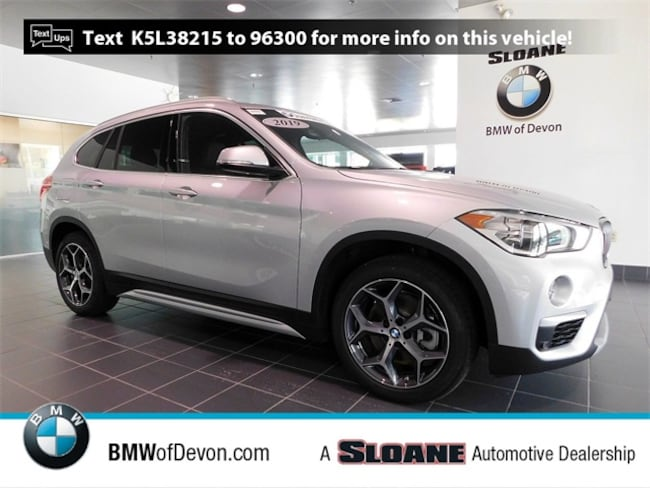 New 2019 BMW X1 xDrive28i SUV Devon
