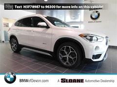 2017 BMW X1 xDrive28i XLINE SAV in [Company City]