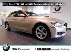 2015 BMW 3 Series 328i xDrive Sedan in [Company City]