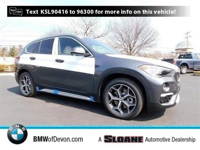 New 2019 BMW X1 xDrive28i SUV Devon
