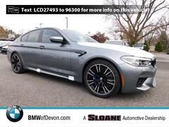 2020 BMW M5 Base Sedan