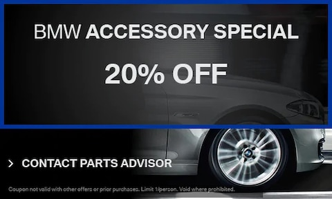 BMW Accessory Special