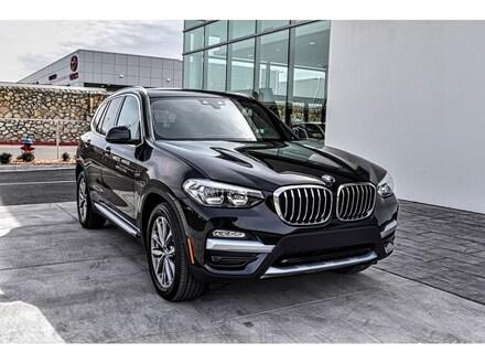 2019 BMW X3 sDrive30i sDrive30i SAV