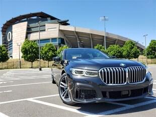 2020 BMW 750i xDrive Sedan