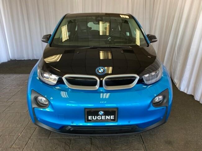 2017 BMW i3 94Ah w/Range Extender Hatchback