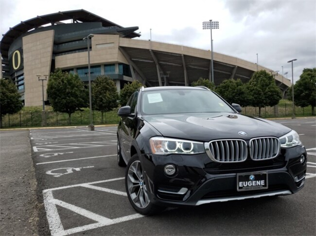 2016 BMW X3 xDrive28i SUV