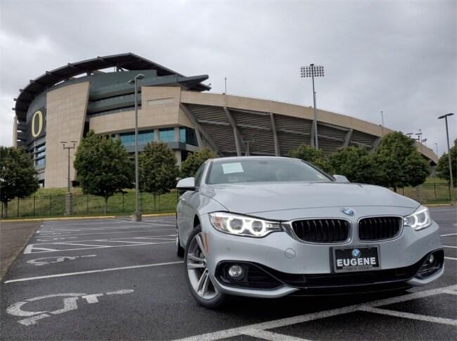 2016 BMW 4 Series 435i xDrive Gran Coupe Hatchback