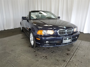 2003 BMW 3 Series 325Ci Convertible WBABS33443JY43780 3JY43780T