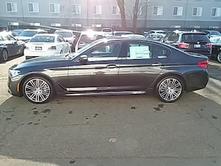 2018 BMW 5 Series 530i Sedan WBAJA5C57JWA37048 JWA37048