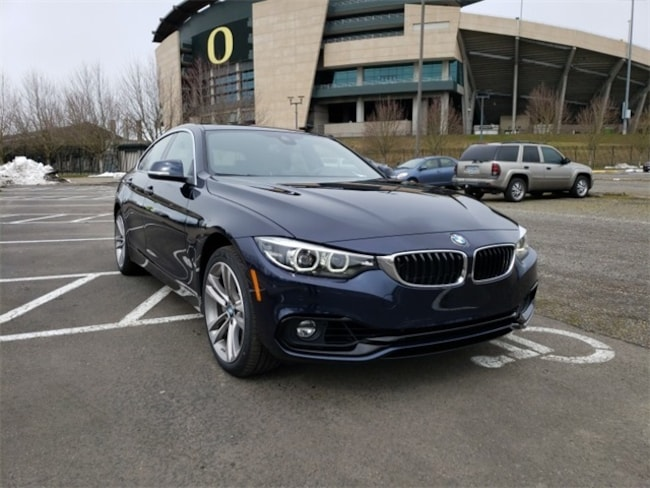 2019 BMW 440i xDrive Gran Coupe
