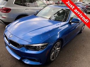 2018 BMW 4 Series 430i Gran Coupe Hatchback