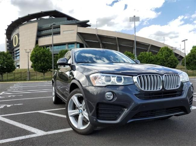 2016 BMW X4 xDrive28i SUV