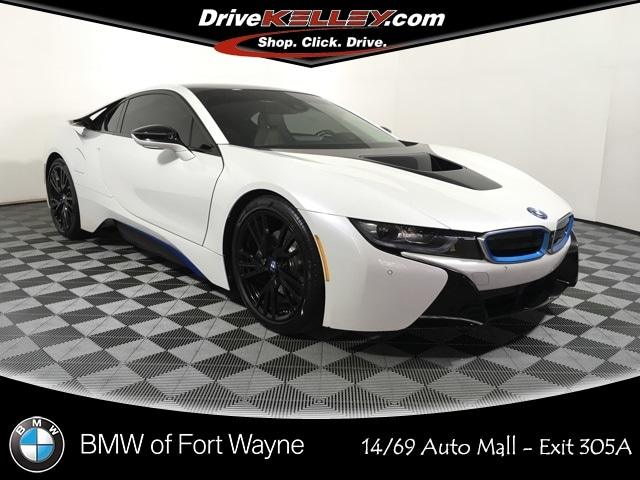 2016 BMW i8 Coupe