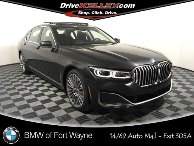 New 2020 BMW 750i For Sale at BMW of Fort Wayne | VIN: WBA7U2C03LBX84755