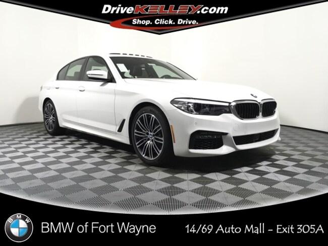 New 2019 Bmw 540i For Sale At Bmw Of Fort Wayne Vin Wbaje7c53kww18321