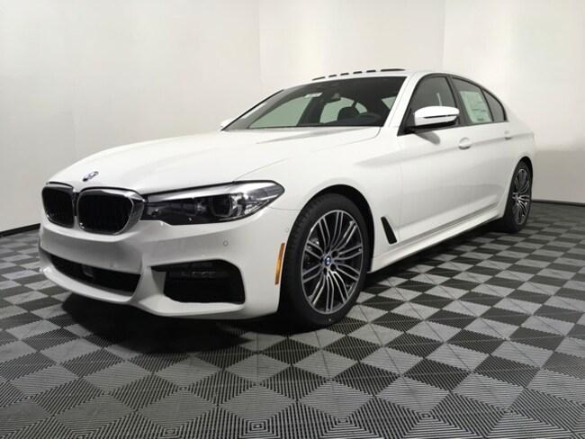 New 2019 BMW 540i For Sale at BMW of Fort Wayne | VIN