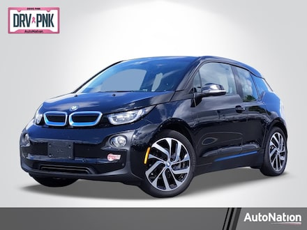 2017 BMW i3 94 Ah Hatchback