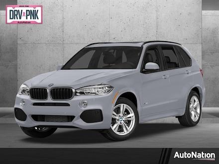 2015 BMW X5 xDrive50i SUV