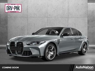2021 BMW M3 Base Sedan