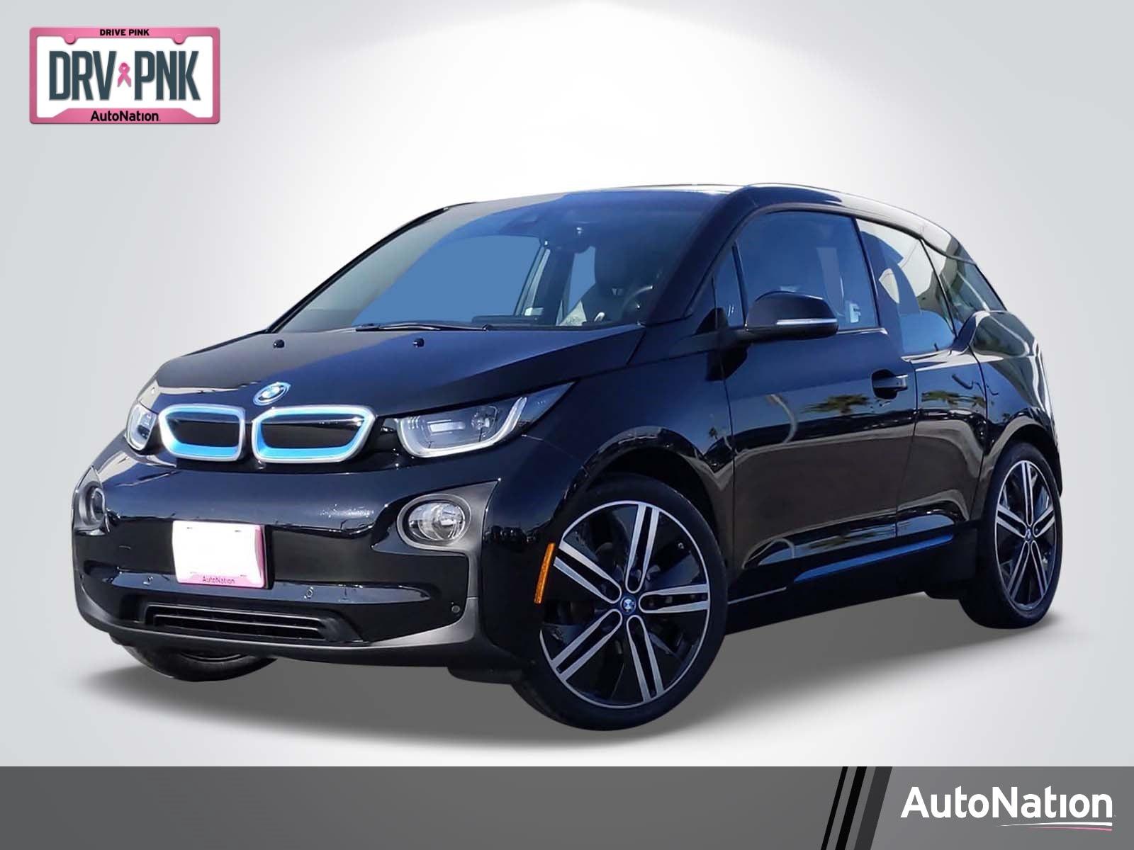 2016 BMW i3 Hatchback