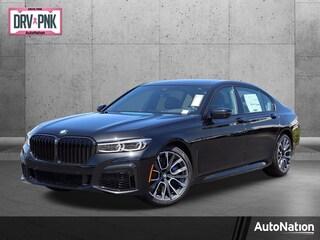 2022 BMW 740i Sedan for sale in Fremont
