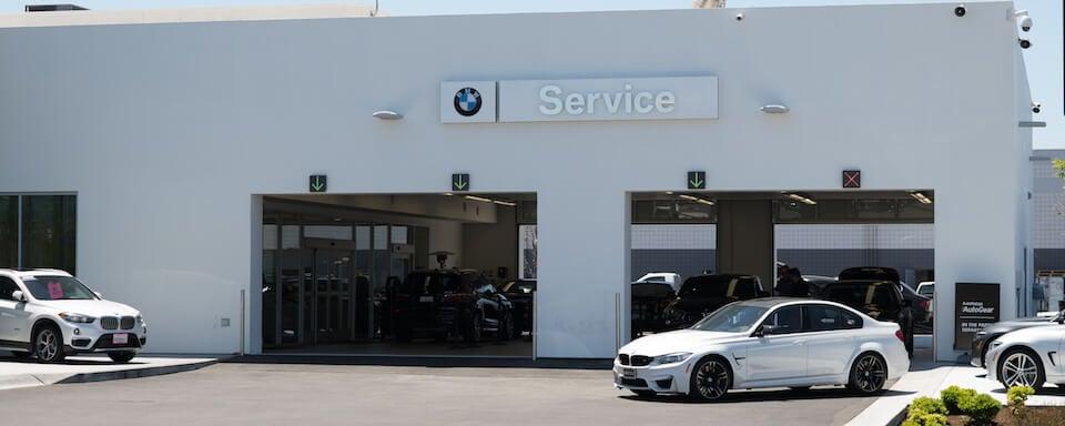 Bmw Service Center In Fremont Ca Bmw Of Fremont