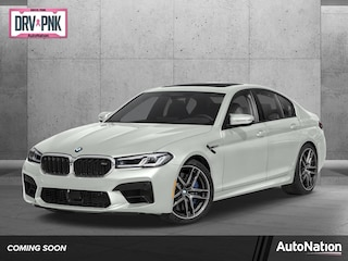 2021 BMW M5 Sedan