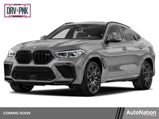2020 BMW X6 M Competition SAV