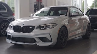 2021 BMW M2 Competition Coupe