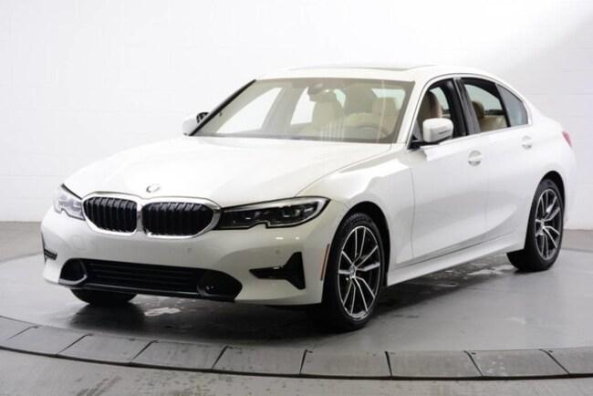 Certified 2020 BMW 330i Sedan For Sale Near Dallas, TX