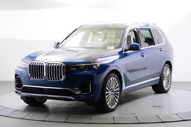 2020 BMW X7 xDrive50i SAV